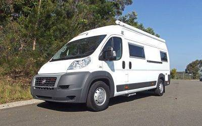 RENTAL FLEET – CAMPERVANS