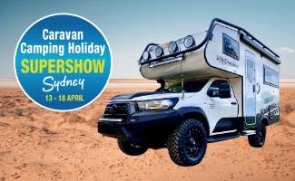 2021 Caravan Camping Holiday Supershow